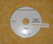 SENR9685 Caterpillar C15 C-15 Truck Engine Factory Service Repair Shop Manual