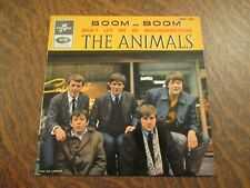 45 tours THE ANIMALS boom boom