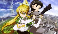 TT262 Sword Art Online Playmats Yugioh MTG Pokemon Vanguard Anime Gaming Mats