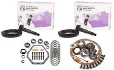 1998-2010 Chevy 3500 GM 10.5 9.25 IFS 4.88 Ring and Pinion Master Yukon Gear Pkg