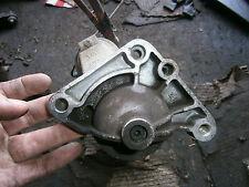 starter motor renault master movano interstar 2.5 dci 01 to 09 turbo diesel van