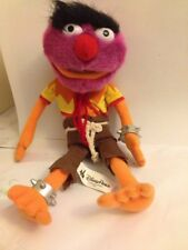 """Disney Parks Muppets Animal Soft Plush Toy 9"""" Tall With Disney Tag Free Post B2"""
