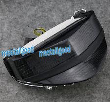 Frein Arrière DEL Tail Light Turn Signal Pour Honda CBR929RR 2000-2001 Smoke