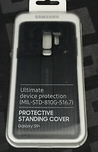 Genuine New Samsung Galaxy S9 Protective Standing Cover EF-RG960CBEGWW Charcoal