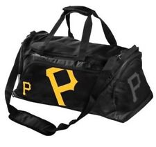 New NWT Pittsburgh Pirates Locker Room Collection Medium Duffel Bag Luggage