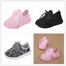 Shoes Kids Boys Girls Sports Sneaker Shoe Baby Casual Flats Running Shoes