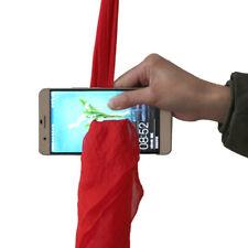 EG_ Magic Silk Through Phone by Close-Up Street Magic Trick Show Prop Tool _GG