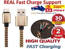 Micro USB Genuine Sync Charger Cable Samsung OnePlus Huawei Samsung Galaxy S3 S4