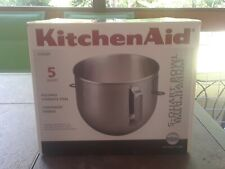 Kitchen Aid Kitchenaid 5 qt bowl Stainless with Handle K5ASB