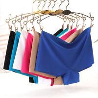Women Soft Seamless Lingerie Briefs Ladies Hipster Underwear Panties Underpants
