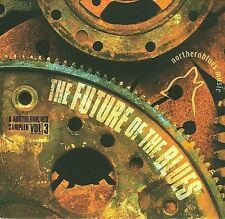 Various Artists - Future of the Blues, Vol. 3 [Digipak] (Aug-2008) CD