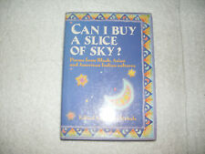 Cool hardcover:Can I Buy a Slice of Sky?Poems from Black,Asian+American Indian c