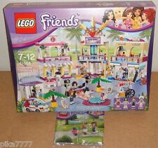 LEGO Friends Heartlake Shopping Mall & Smoothie Stand 41058 30202 Stephanie Emma