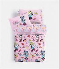 Caleffi Disney Trapunta in cotone per letto Singolo 1 posto Minnie Pop