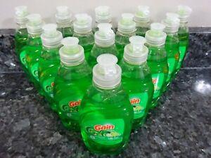 15 Gain Ultra ORIGINAL Scent Dishwashing Liquid Dish Soap Grease Power 8 FL oz.
