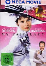 DVD NEU/OVP - My Fair Lady - Audrey Hepburn & Rex Harrison