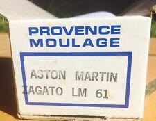 Provence Moulage Kit Complet À Monter Aston Martin Zagato Le Mans 1961