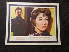 1962 The Roman Spring of Mrs. Stone Lobby Card #2 14x11 FN+ Vivien Leigh 62/7