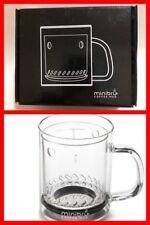 MINIBRU (ThinkGeek) French-Press Style Coffee Mug - Desktop Coffee Brewer! NIB