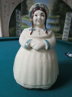 SHAWNEE Vintage Original Paint Dutch Girl /Jill Cookie Jar