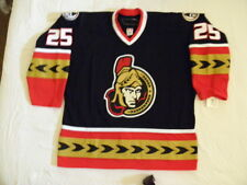 Reebok Chris Neil Authentic Ottawa Senators jersey vintage NEW 54 alternate NWT