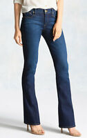 True Religion Women's Becca Twisted Seam Mid-rise Bootcut Jeans - WB083RR4