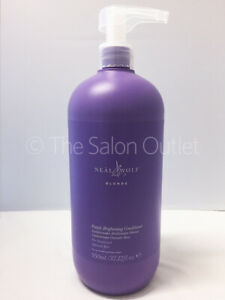 Neal & and Wolf Blonde Purple Brightening Conditioner 950ml (RRP £24.75)