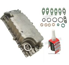 NEW For Volvo 850 C70 S70 Engine Oil Pan and Seal Kit & Sealing Compound Kit