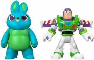 Fisher-Price Imaginext Disney Toy Story Bunny & Buzz Lightyear Action Figure