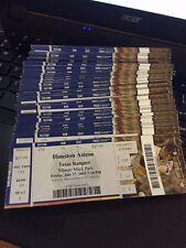 2015 HOUSTON ASTROS SEASON TICKET STUB PICK YOUR GAME BOX OFFICE CARLOS CORREA