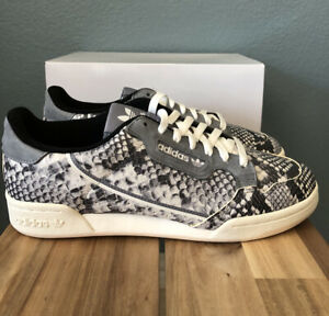 Adidas Continental 80 Men's Shoes Size 9.5 Snake Skin Print -  Limited Edition