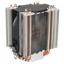 4 Heatpipe CPU Cooler Heat Sink for Intel LGA 1150 1151 1155 775 1156 AMD N J3B7