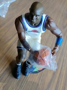 Michael Jordan Space Jam 1996 rare posable action figure 9.5inch with tags
