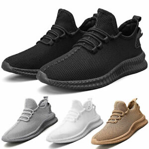 Men's Casual Shoes Running Walking Athletic Sports Jogging Tennis Gym Sneakers A