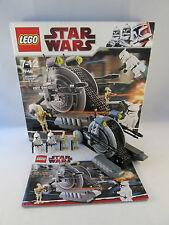 Lego Star Wars Clone Wars - 7748 Corporate Alliance Tank Droid