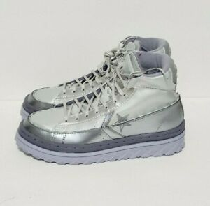 Converse Metallic Vis Pro Leather X2 High Top 169529C Size Mens 4.5 Womens 6