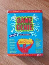 Game Genie Video Game Enhancer for Nintendo Game Boy system vintage boxed