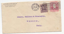 W44-USA-COVER TO ITALY 1905