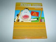 Scott Foresman Reading Street My Skills Buddy Kindergarten Unit 2 Common Core
