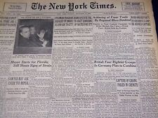 1949 DECEMBER 12 NEW YORK TIMES - CAPTURE OF CHIANG FAILED - NT 3001