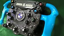BMW Sauber F1 Replica 2009 steering wheel, SIM, gaming, display.