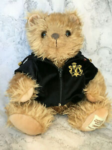 Peluche ours ourson collector Giorgio Beverly Hills 2002