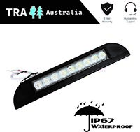 231mm Black 12 volt Waterproof Ip67 LED Awning Light Caravan RV Parts Jayco