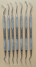 7 Gracey Curettes G1/2, G3/4, G5/6, G7/8, G9/10, G11/12, G13/14 MAGNUM Fast Ship