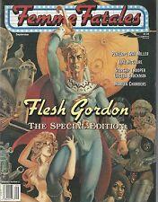 Femme Fatales Flesh Gordon Marilyn Chambers Penelope Ann Miller Tane McClure NM