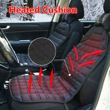 Thickening Car Seat Heated Cover Hot Heater Pad Cushion Winter Warmer 12V
