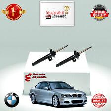 KIT 2 AMMORTIZZATORI ANTERIORI BMW 3 (E46) 320 D 100KW DAL 2000  DSB136G