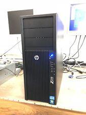 HP Z210 Workstation i3-2120 3,30 GHz CPU   4GB ECC   250GB SATA   Windows 7 Pro