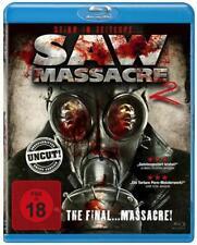 Saw Massacre 2  [Blu-Ray]  Neu & OVP