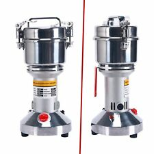 300g 110V Grain Grinder Electric Mill Powder Machine 28000RPM Mill Grinder 1300W